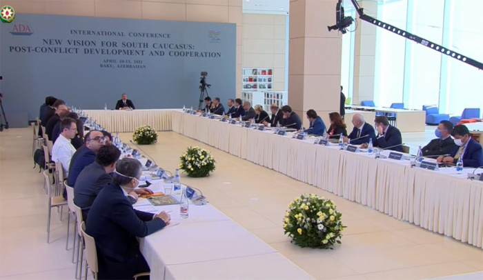 President Aliyev: Destructions on the territories that we have liberated are beyond our worst expectations