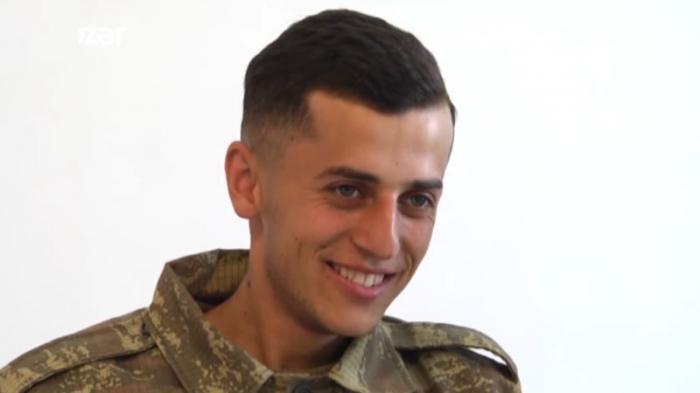 """Topçu Vüsal:  """"Hamı gəlib mənimlə şəkil çəkdirir"""" -  MÜSAHİBƏ"""