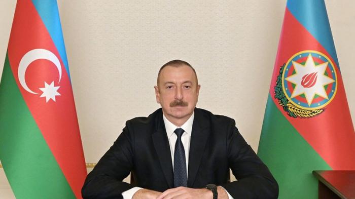 Ilham Aliyev signe un décret sur la sécurité des infrastructures d