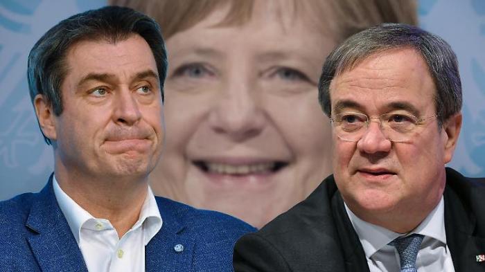"""Laschet will CDU-Spitze """"um Vertrauen bitten"""""""
