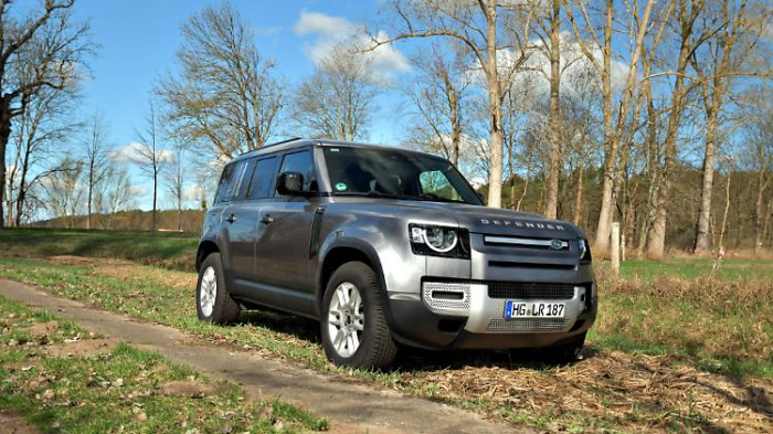 Land Rover Defender - das Allzweck-Trumm