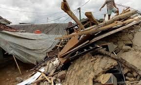 Al menos 7 muertos y 12 heridos como resultado de un sismo en la isla indonesia de Java