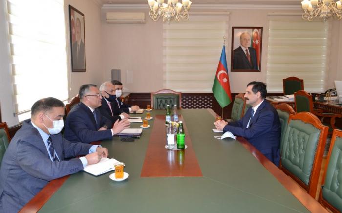 """Embajador:  """"Mi actividad en Azerbaiyán es un período inolvidable en mi vida"""""""