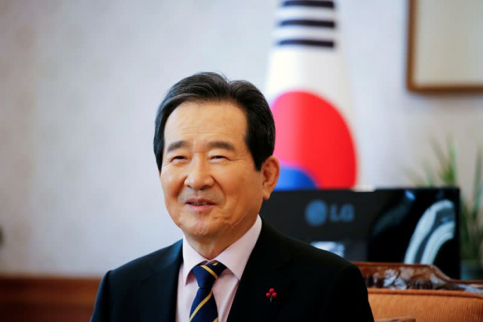 South Korean PM visits Iran to help try to restore nuclear deal