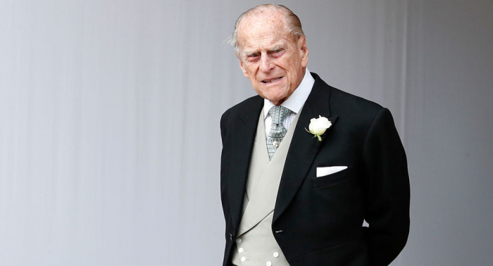 UK Embassy in Baku not to open book of condolence in honor of Prince Philip due to COVID-19