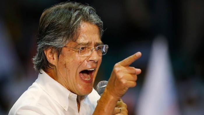 Ecuador wählt neuen Präsidenten