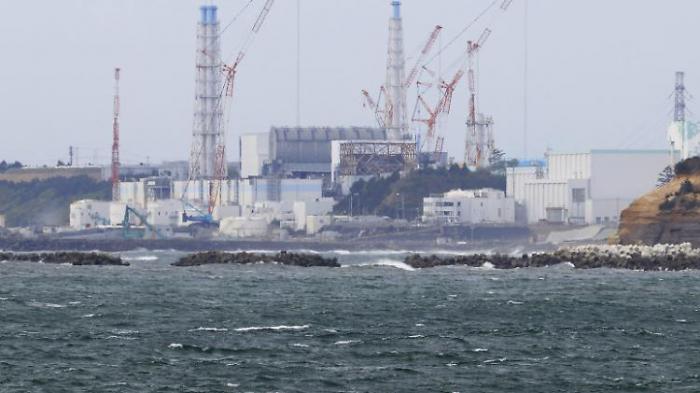Verseuchtes Fukushima-Wasser soll ins Meer