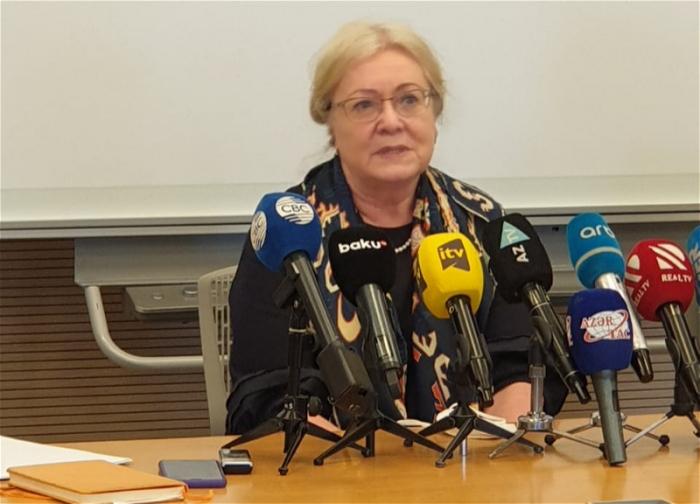Deutsche Historikerin:  Aserbaidschan kann nur von denen der Aggression beschuldigt werden, die das Wesen des Konflikts nicht verstehen