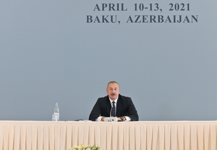 We discussed the issue of Iskander-M missilewith Putin - Ilham Aliyev