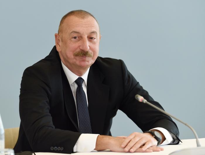 Ilham Aliyev: «Des Arméniens ne nous connaissaient pas bien»