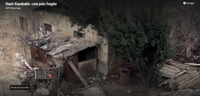 Une chaîne de télévision française diffuse une émission sur le Karabagh