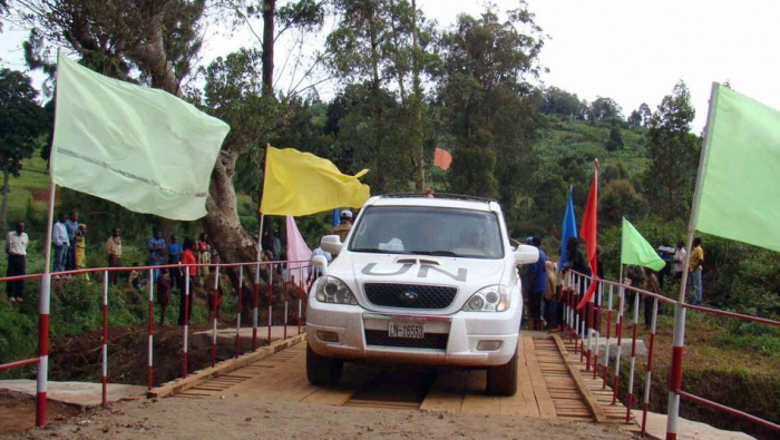 Mindestens zehn Tote bei Protesten gegen Uno-Mission