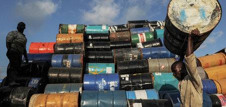 Ölpreis ist im Aufwind