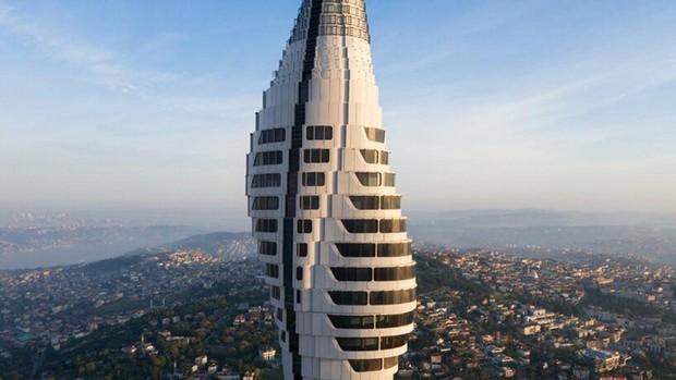 La nueva torre futurista que ha cambiado el paisaje de Estambul