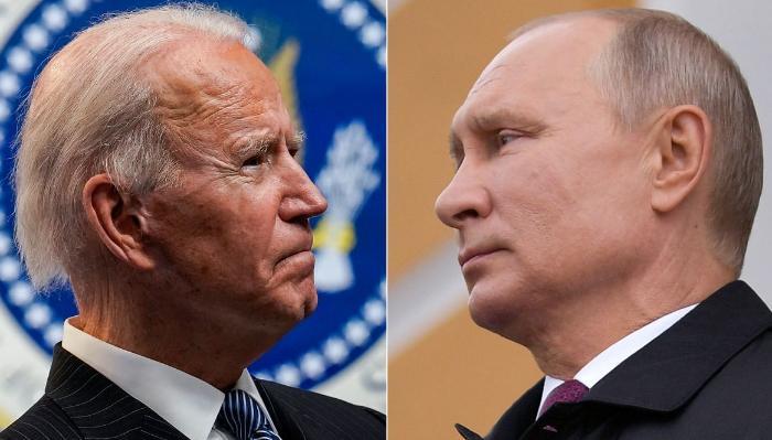 Biden proposes summit with Putin amid tensions over Ukraine