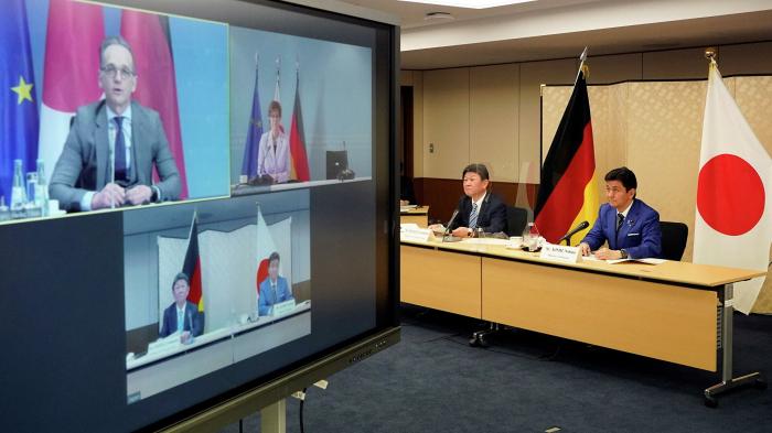 Deutschland will sich stärker für Sicherheit in Asien einsetzen
