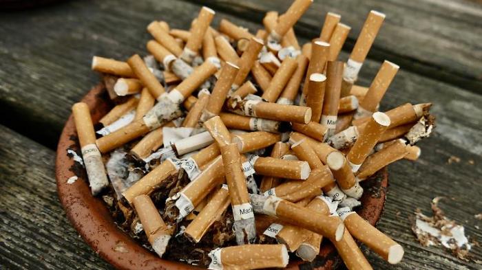 Deutsche rauchten im Corona-Jahr mehr