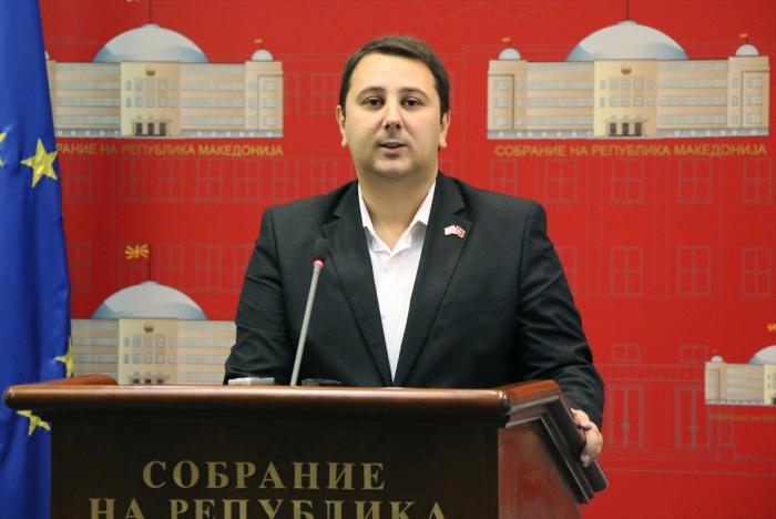 Mazedonischer Abgeordneter   - Armenien ist verpflichtet, Aserbaidschan Minenfeldkarten zur Verfügung zu stellen