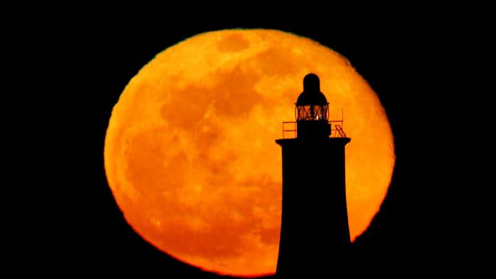 La superluna rosa iluminará los cielos el 26 de abril
