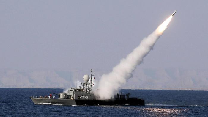 Iran feuerte Rakete auf israelisches Schiff im Arabischen Meer ab