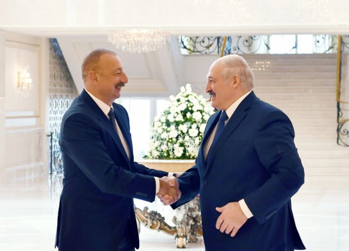 No one can stop Azerbaijan-Belarus relations, says Lukashenko