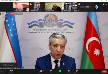 El volumen de comercio bilateral entre Azerbaiyán y Uzbekistán aumenta un 13%