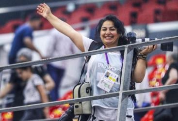 La Federación de Fotógrafos Europeos ha premiado a la fotógrafa azerbaiyana