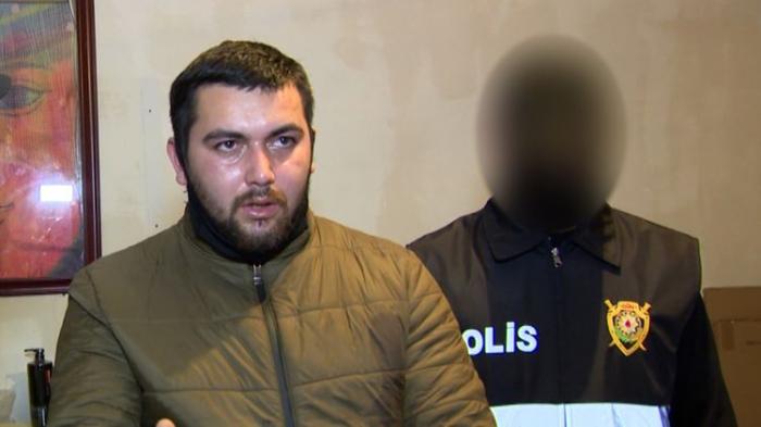 İstifadəyə yarasız məhsullar satan şəxs tutuldu -  FOTOLAR