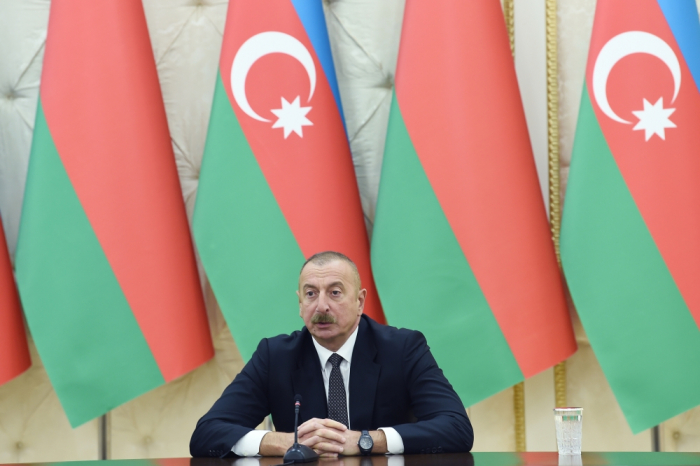 Zangazur corridor becoming reality – Azerbaijani president