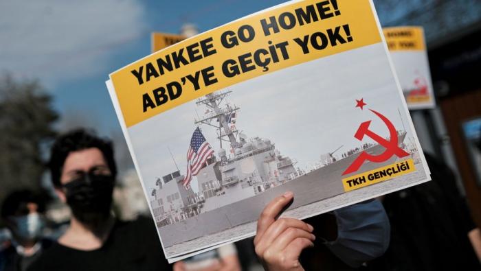 USA senden vorerst keine Kriegsschiffe ins Schwarze Meer