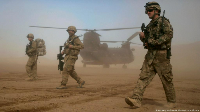 NATO allies to leave Afghanistan along with U.S