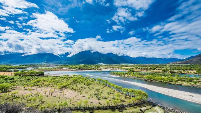Chinas Mega-Staudamm alarmiert Nachbarn