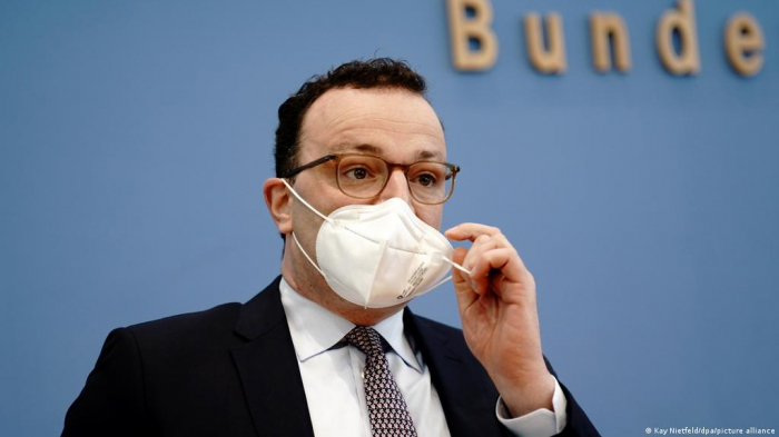 German minister urges states to toughen coronavirus restrictions quickly