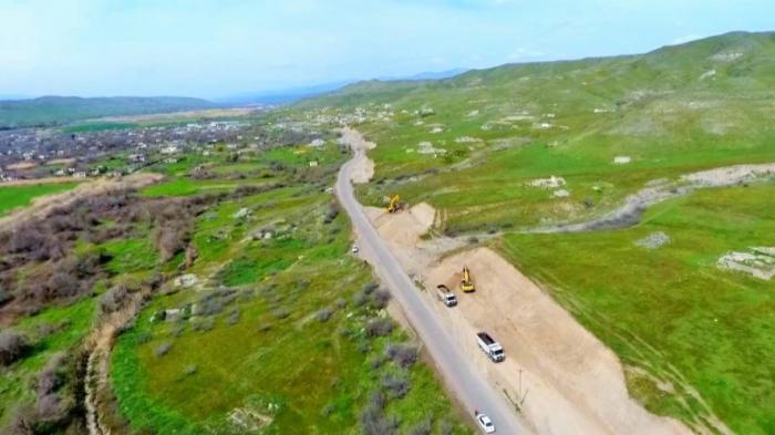 Los responsables de la demolición de la mezquita del siglo XVIII en el pueblo de Yusifbeyli de la región de Gubadli serán castigados