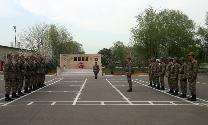 Azerbaiyán presta especial atención al entrenamiento de jóvenes soldados-      VIDEO