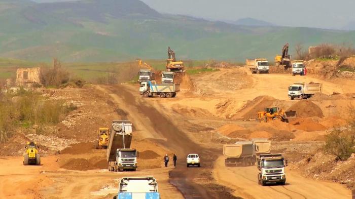 La construction de la«Route de la Victoire» se poursuit -  PHOTOS