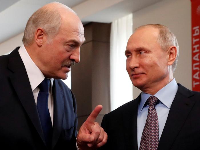 Putin y Lukashenko discuten sobre Karabaj