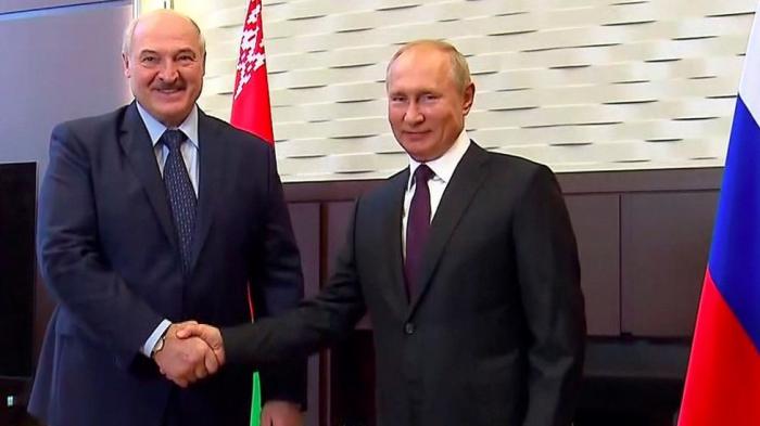 Putin, Lukashenko discuss Karabakh issue