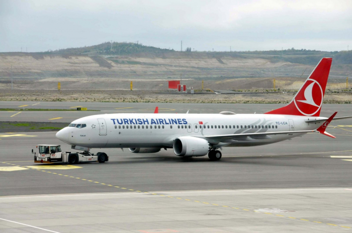 Turkish Airlines' Boeing 737 Max returns to sky after 2 years