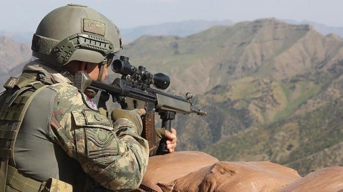 Deux terroristes du PKK neutralisés dans l