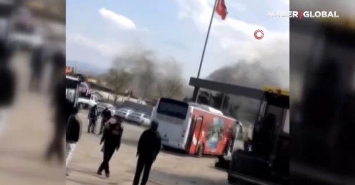 Türkiyədə fabrikdə güclü partlayış olub -    Yaralılar var