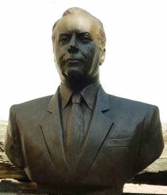 New bust of national leader Heydar Aliyev to be unveiled in Chisinau