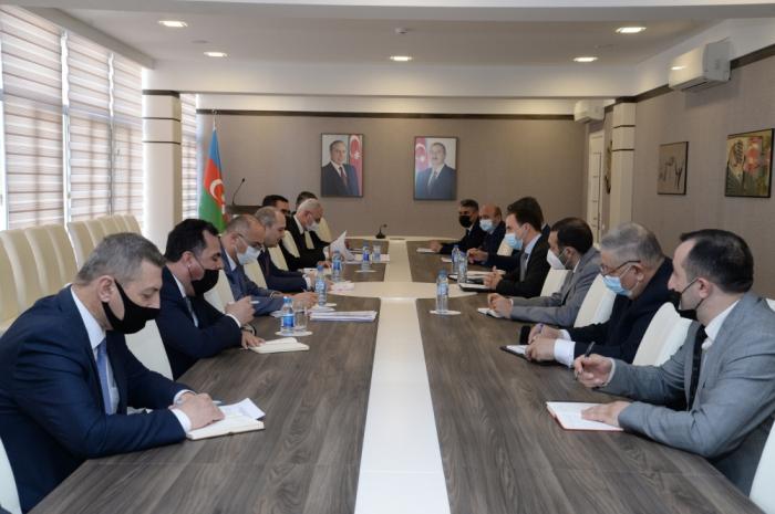 لجنة الاحصاء تناقش مع اليونسف مسائل التعاون