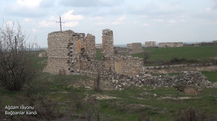 Baghbanlar village of Azerbaijan's Aghdam –   VIDEO