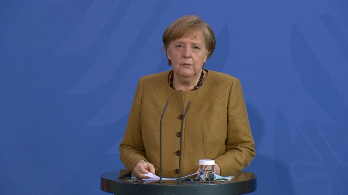 Merkel verteidigt geplante Ausgangssperren
