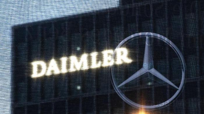 Daimler verneunfacht seinen Gewinn
