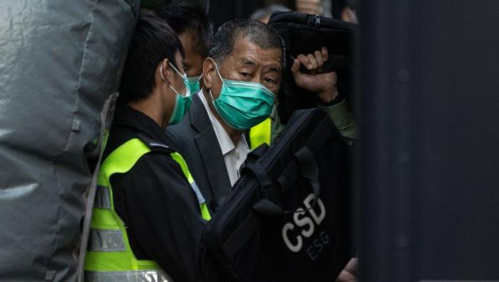 Peking-Kritiker Jimmy Lai muss für ein Jahr ins Gefängnis