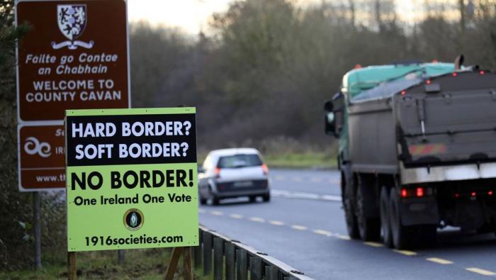 EU und Briten im Streit über Nordirland von Einigung weit entfernt