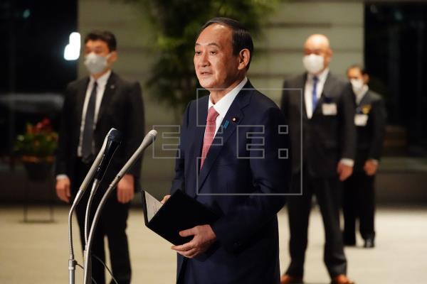 """Biden y el japonés Suga enviarán una """"señal clara"""" a China en su reunión"""