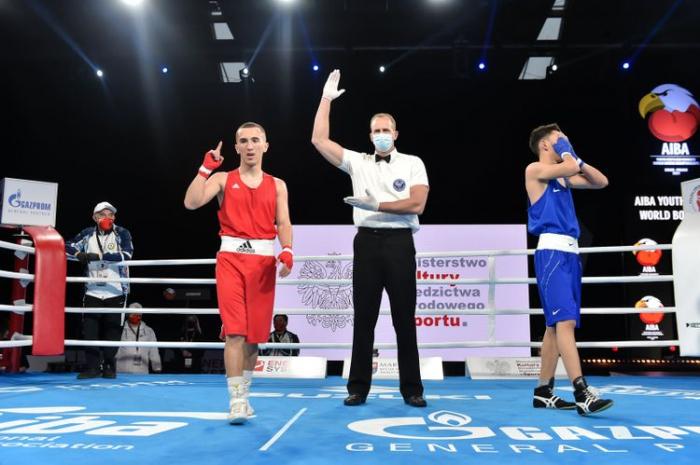 Dünya birinciliyi:  Daha 2 boksçumuz 1/4 finala çıxdı